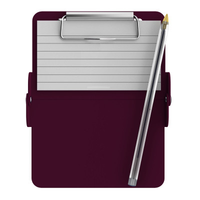 Nano ISO Clipboard | Wine
