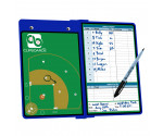 Blue Baseball ISO Clipboard