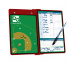 Red Baseball ISO Clipboard