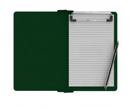 Folding Memo ISO Clipboard | Green