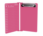 Camp ISO Clipboard | Pink