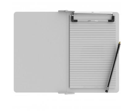 Folding Memo ISO Clipboard | White
