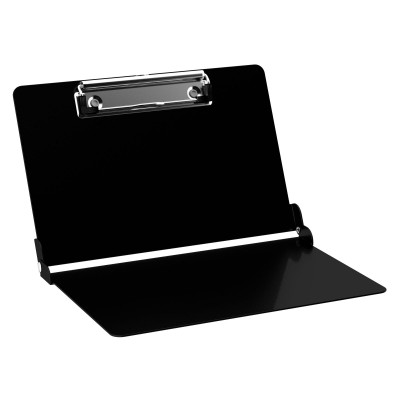Black Steel ISO Clipboard