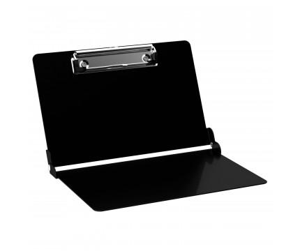 Black Steel ISO Clipboard