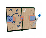 Green Basketball ISO Clipboard