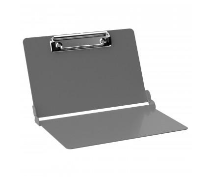 Silver ISO Clipboard - Slightly Damaged