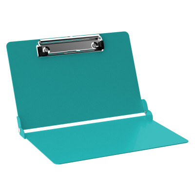 Teal ISO Clipboard - Slightly Damaged