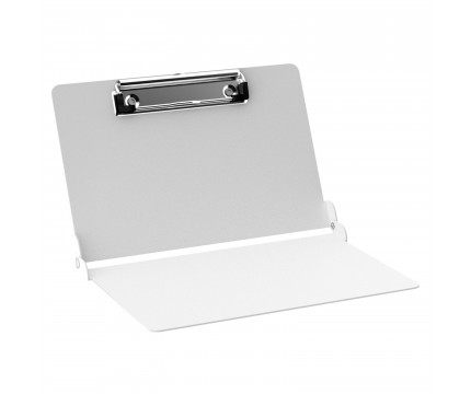 White ISO Clipboard