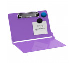 Lilac Steel ISO Clipboard
