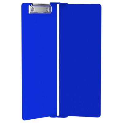 Blue Vertical ISO Clipboard - Slightly Damaged