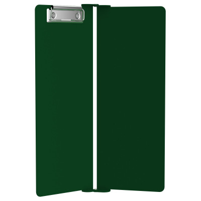 Green Vertical ISO Clipboard