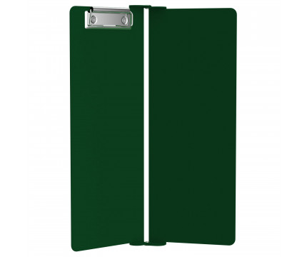 Green Vertical ISO Clipboard