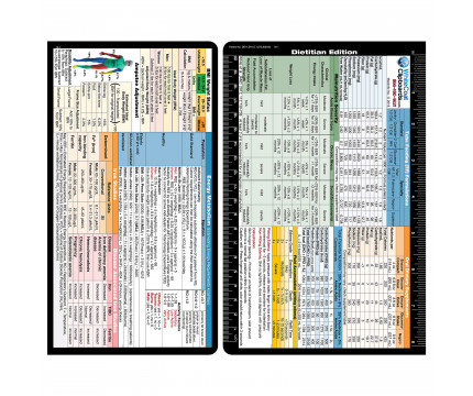 Dietitian Adhesive Reference Label