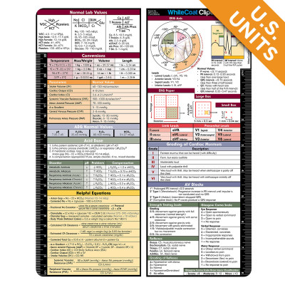 VERTICAL - WhiteCoat Clipboard - Medical Label