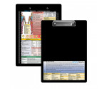 Flat Aluminum Occupational Therapy Clipboard