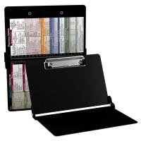 WhiteCoat Clipboard - BLACK - Pharmacy Edition