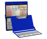 WhiteCoat Clipboard - BLUE - Occupational Therapy Edition