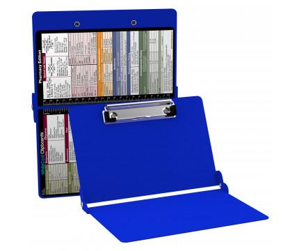 WhiteCoat Clipboard - BLUE - Pharmacy Edition