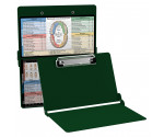 WhiteCoat Clipboard - GREEN - Dental Edition