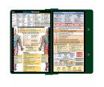 WhiteCoat Clipboard - GREEN - Physical Therapy Edition