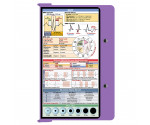 WhiteCoat Clipboard - LILAC - EMT Edition
