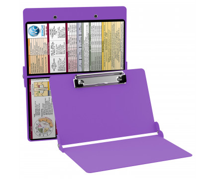 WhiteCoat Clipboard - LILAC - Medical Edition