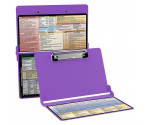WhiteCoat Clipboard - LILAC - Occupational Therapy Edition
