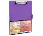 WhiteCoat Clipboard - LILAC - Physical Therapy Edition