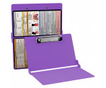 WhiteCoat Clipboard - LILAC - Respiratory Edition