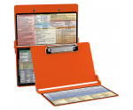 WhiteCoat Clipboard - ORANGE - Occupational Therapy Edition