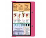WhiteCoat Clipboard - PINK - Nursing Edition