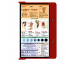 WhiteCoat Clipboard - RED - Nursing Edition