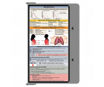 WhiteCoat Clipboard - SILVER - Respiratory Edition