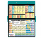 WhiteCoat Clipboard - TEAL - Chemistry Edition