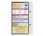 WhiteCoat Clipboard - WHITE - Medical Edition - Slightly Damaged