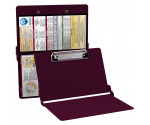 WhiteCoat Clipboard - WINE - Medical Edition - Slightly Damaged