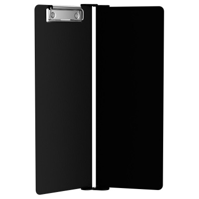 Black Vertical ISO Clipboard - Slightly Damaged
