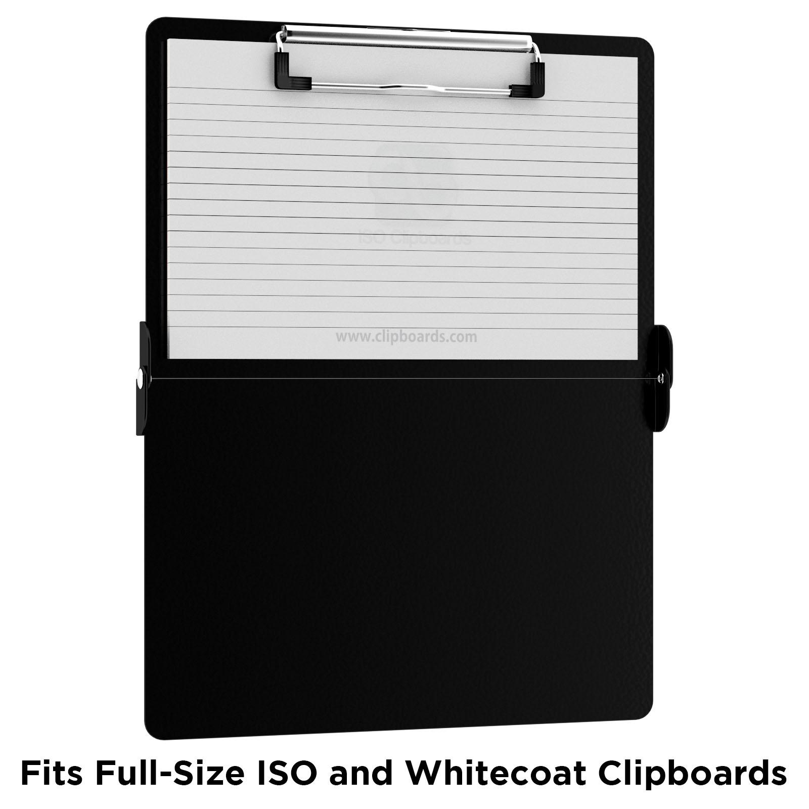 Whitecoat clipboard notepad